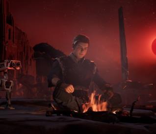 Cal Kestis è il protagonista di Star Wars Jedi Fallen Order
