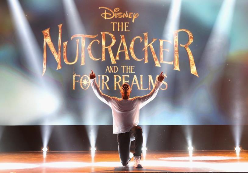 The Nutcracker and the Four Realms: il logo svelato al D23 Expo