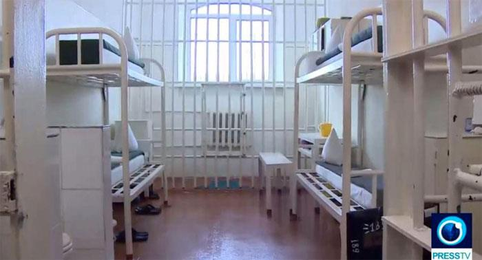 Prigione Black Dolphin, Sol-Iletsk, Russia