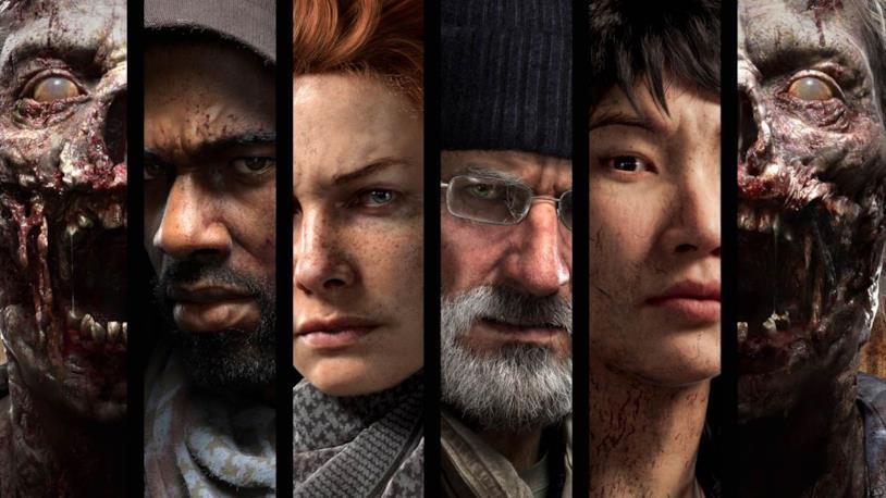 Overkill's The Walking Dead è uno sparatutto co-op dedicato alla serie TV di Robert Kirkman