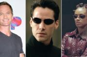 Neo in una scena di Matrix 2