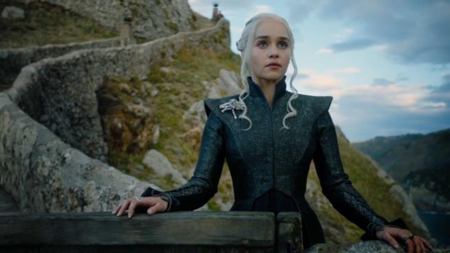 Game of Thrones 7x03, Daenerys osserva
