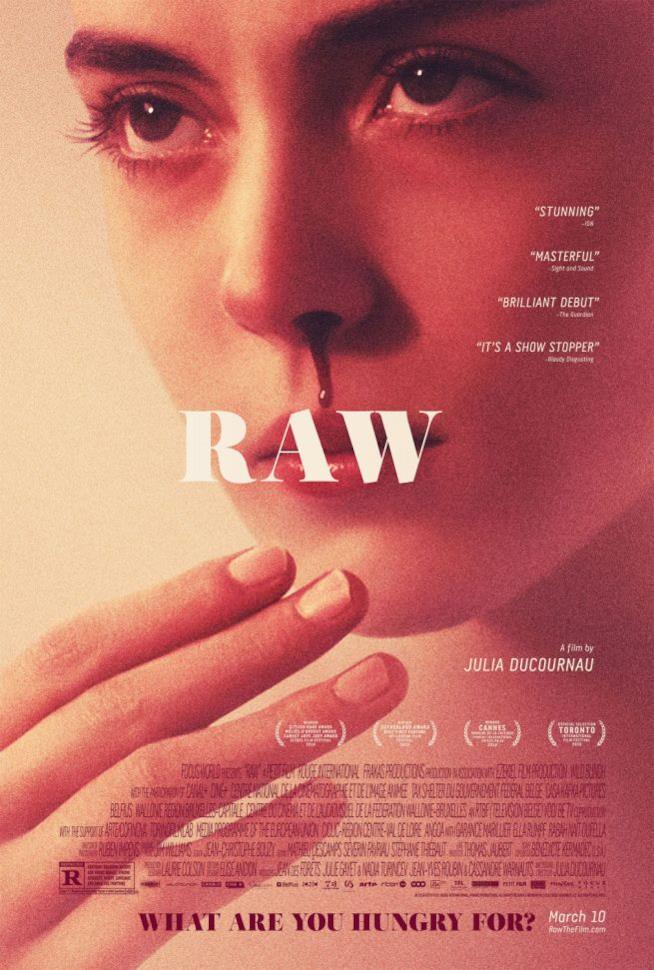 Poster del film Raw