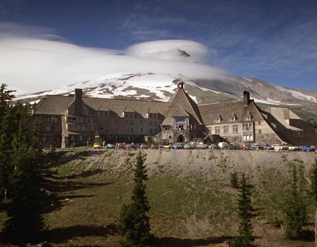 L'Hotel di Shining è il simbolo del cinema horror ambientato negli alberghi