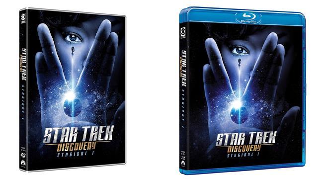 Star Trek: Discovery - stagione 1 - Home Video