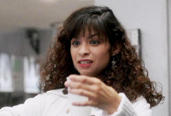 Vanessa Marquez in E.R.