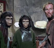 Il pianeta delle scimmie con Charlton Heston, 1968