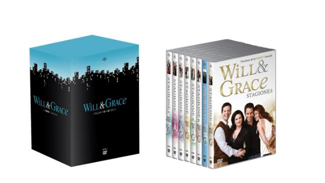 Will & Grace stagione 1-8