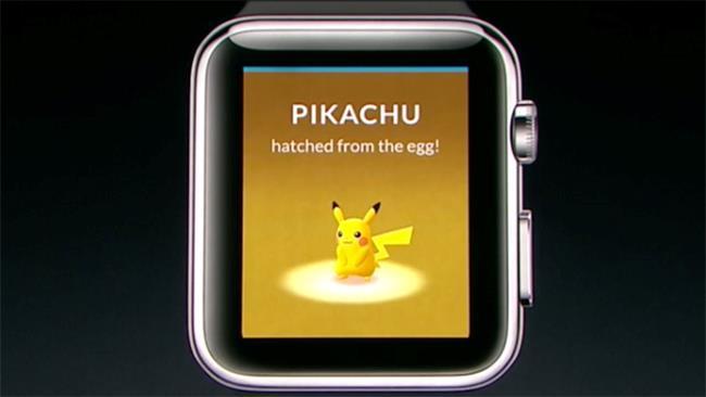 Pokémon GO per Apple Watch
