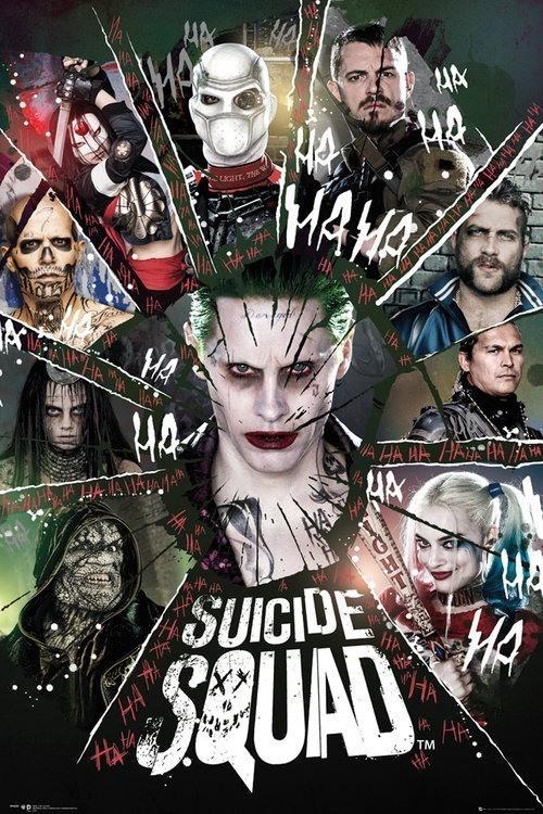 La Suicide Squad dei supercattivi DC