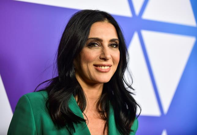 La regista Nadine Labaki