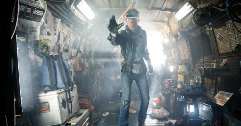 Foto del protagonista di Ready Player One