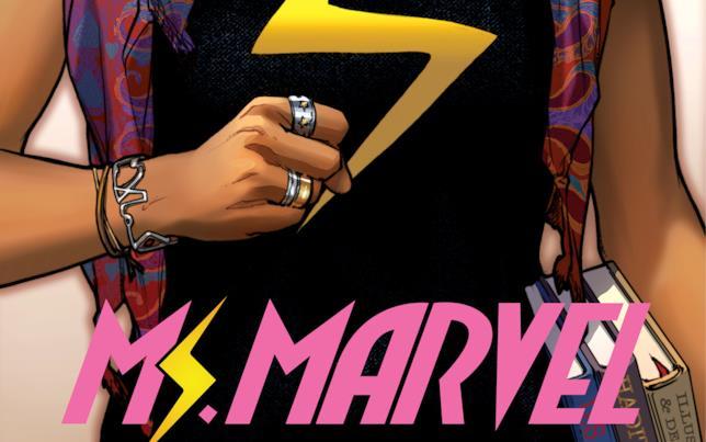 Ms. Marvel in abiti civili