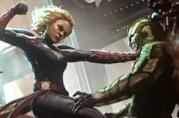 Concept art per il film Captain Marvel