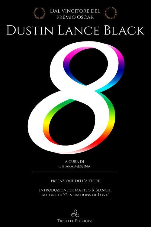 La copertina italiana di 8