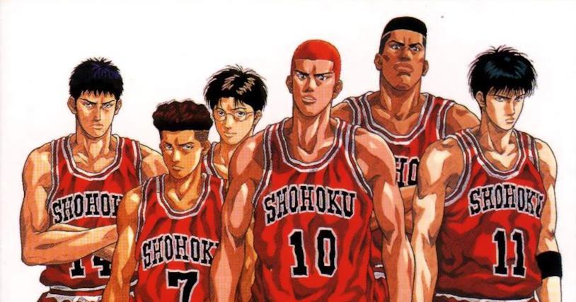Slam Dunk squadra