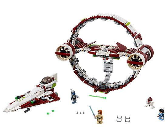 Set LEGO Starfighter