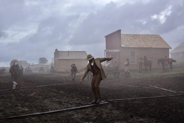 Una scena del film di Audiard