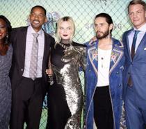 Il cast di Suicide Squad