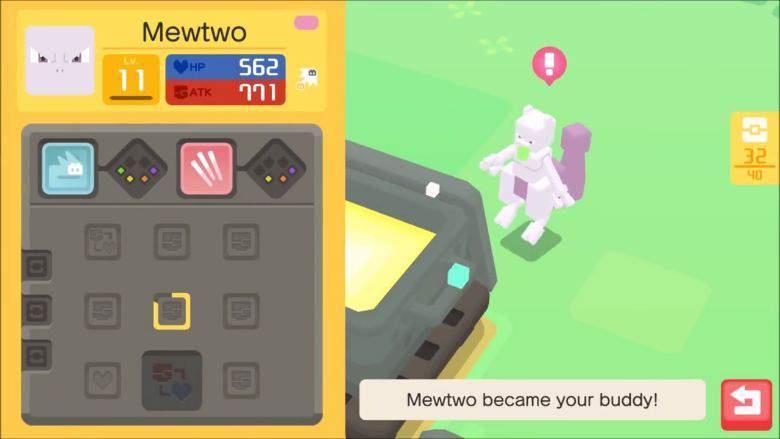Come sconfiggere e catturare Mewtwo in Pokémon Quest