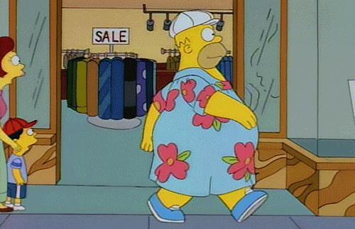 Una scena di Maxi Homer