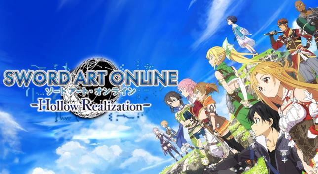 Sword Art Online Hollow Realization è l'ultimo videogame della celebre serie manga/anime