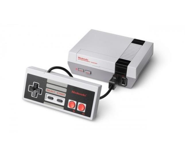 La console NES Classic Mini di Nintendo