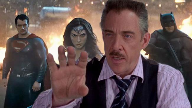 J.K. Simmons sarà in Justice League