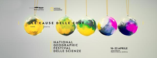 XIII edizione del National Geographic Festival delle Scienze