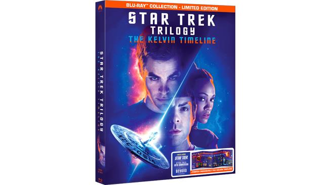 Star Trek – The Kelvin Timeline collection in formato Blu-ray