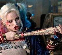 Margot Robbie è Harley Quinn in Suicide Squad