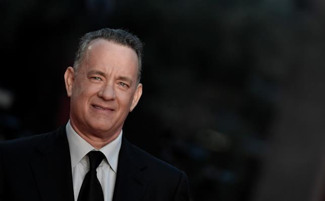 Tom Hanks, primo piano