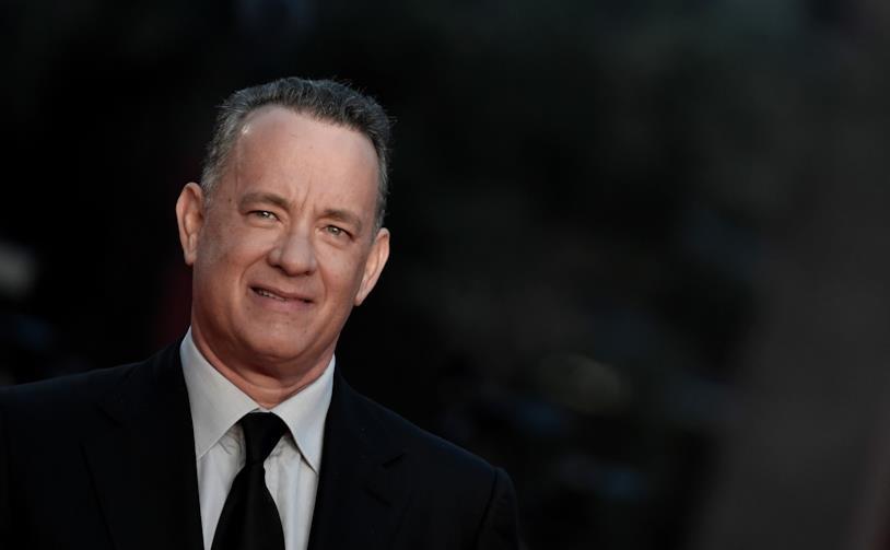 Tom Hanks, primo piano