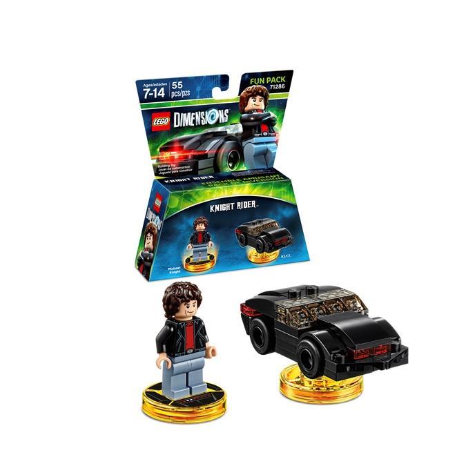 Supercar sbarca in LEGO Dimensions