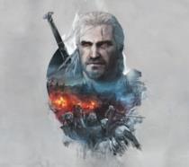 Uno splendido artwork ritrae Geralt Di Rivia