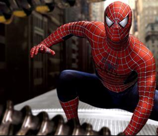 Una scena di Spider-Man 2 2004