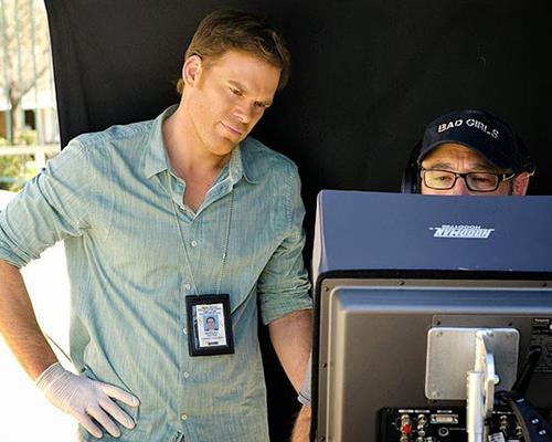 Michael C. Hall nel dietro le quinte di Dexter