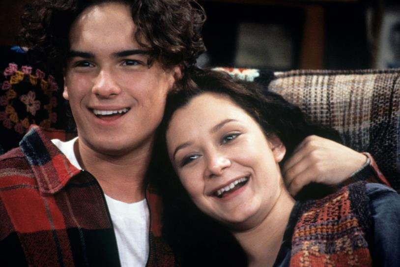 Darlene e David interpretati rispettivamente da Sara Gilbert e Johnny Galecki