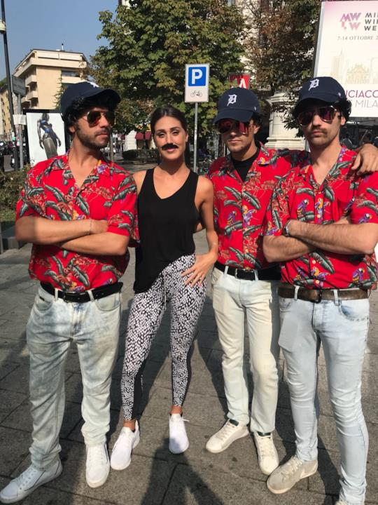 Cecilia Rodriguez: anche lei affianca i sosia di Magnum P.I.