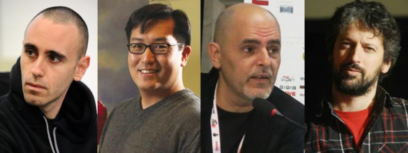 I quattro fumettisti a cui sarà dedicata una mostra personale a Lucca Comics & Games 2016