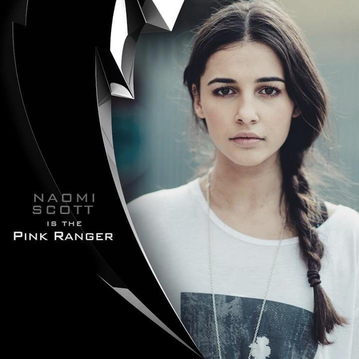 Naomi Scott è nel cast del nuovo film dei Power Rangers