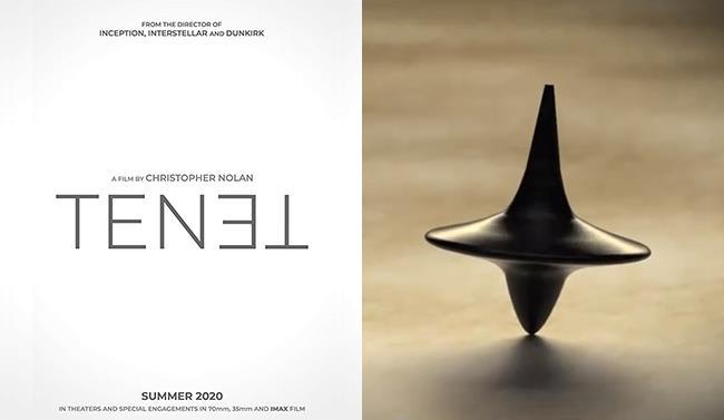 Un primo piano di Christopher Nolan