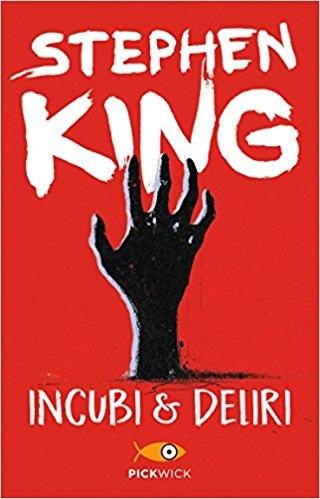 La copertina di Incubi e Deliri