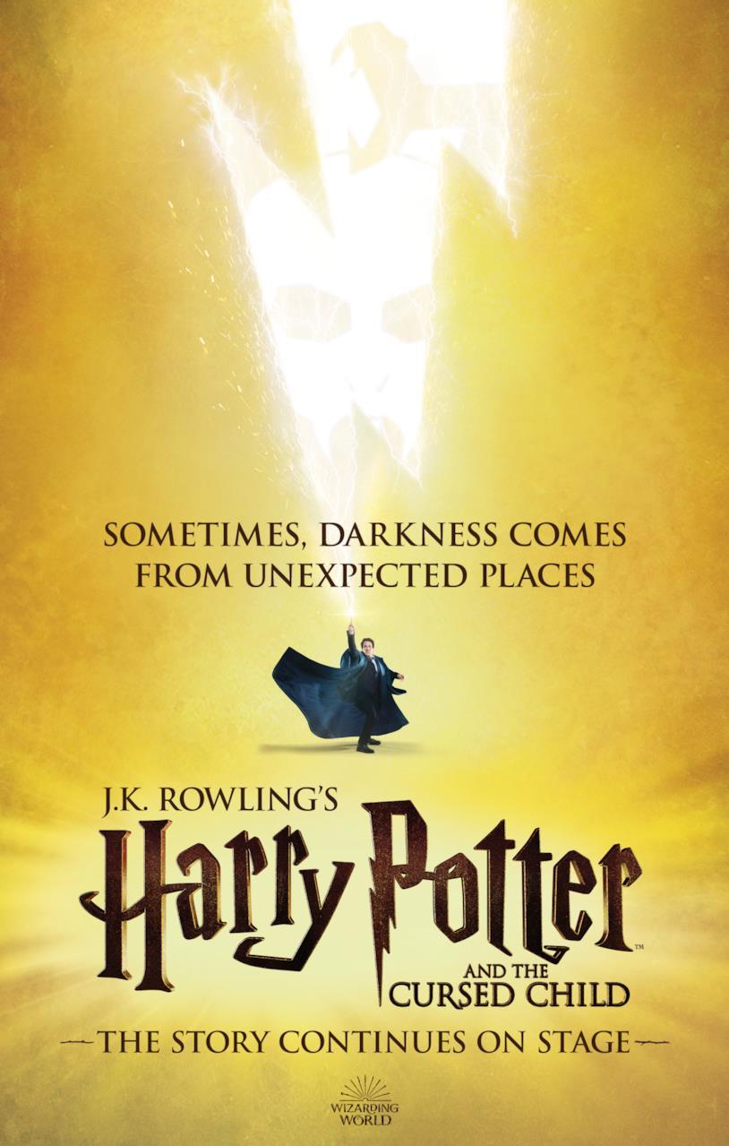 Nuovo poster di Harry Potter e la maledizione dell'erede