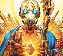 La copertina ufficiale di Borderlands 3