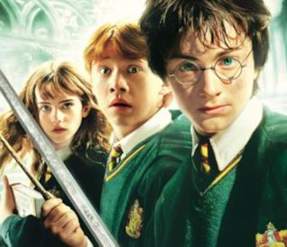 I protagonisti di Harry Potter