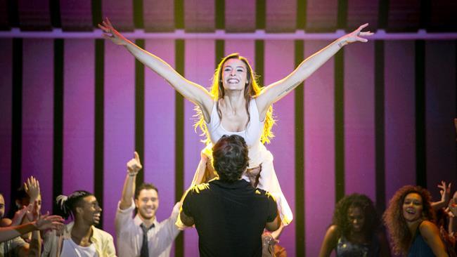 L'esibizione di Raniero e Beatrice a Dance Dance Dance