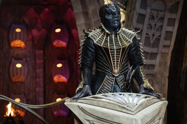 Star Trek: Discovery, T'Kuvma