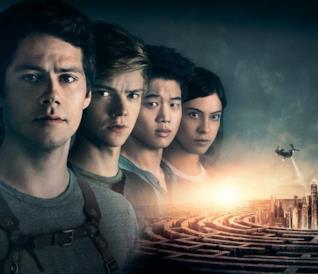I protagonisti di Maze Runner -  La rivelazione