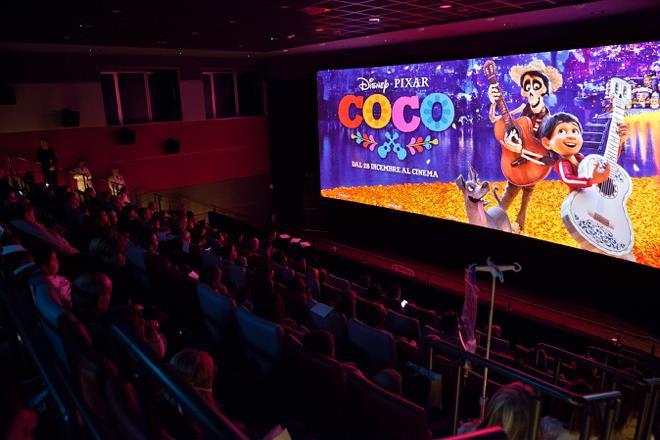 Proiezione speciale di Coco al Medicinema